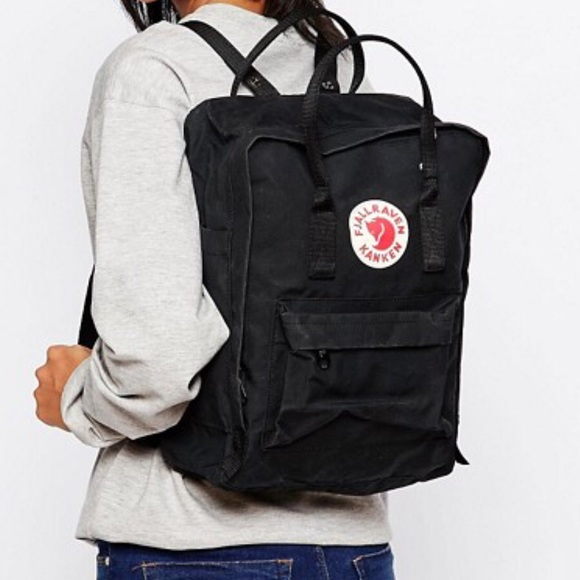 14f2fbc919 Fjallraven Handbags - Kanken Water Resistant Backpack Black